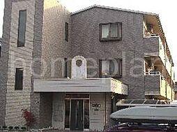 大阪府大東市平野屋1丁目の賃貸マンションの外観