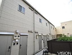 セレ板橋本町[2F号室]の外観