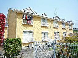 ハイツ吉田 B棟[2階]の外観