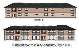 (新築)D‐room 高岡[102号室]の外観