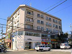 来田ビル[4階]の外観