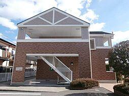 和歌山県和歌山市楠見中の賃貸アパートの外観