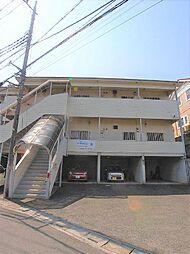オークキャストル[2階]の外観