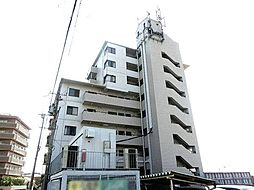大阪府堺市西区上野芝向ヶ丘町6丁の賃貸マンションの外観