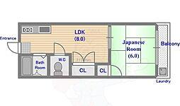 上石神井駅 5.7万円
