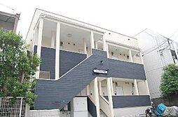 福岡県福岡市南区大楠2丁目の賃貸アパートの外観