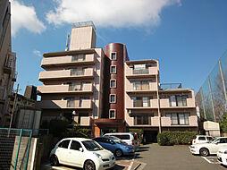 東野第1グリーンハイツ山科[5階]の外観