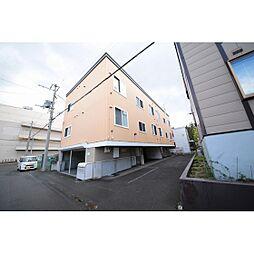 サンサーラ野幌[102号室]の外観