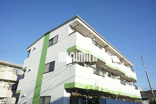 グリーンビレッジA 3階の賃貸【愛知県 / 長久手市】