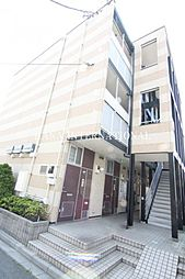 埼玉県川口市八幡木3丁目の賃貸アパートの外観
