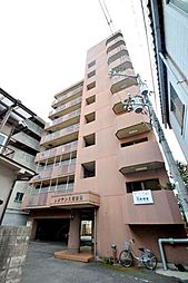広島県広島市南区西蟹屋4丁目の賃貸マンションの外観
