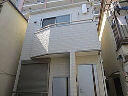東京都荒川区荒川8丁目の賃貸アパートの外観