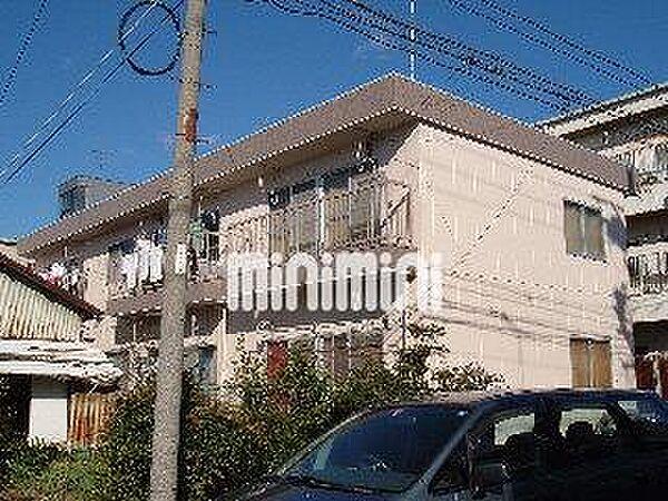 横井ハイツ[2階]の外観