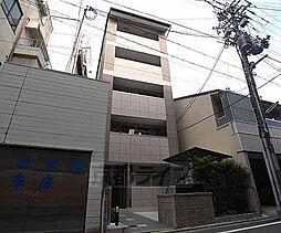 京都府京都市東山区大和大路通五条下る石垣町東側の賃貸マンションの外観