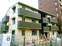 福岡県北九州市小倉北区砂津2丁目の賃貸アパートの外観