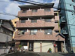 ドミール橘土生I[3階]の外観
