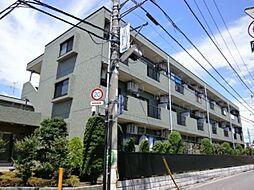第八島田マンション[101号室]の外観