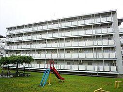 ビレッジハウス古和釜6号棟[2階]の外観