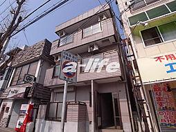 兵庫県神戸市中央区割塚通6丁目の賃貸マンションの外観