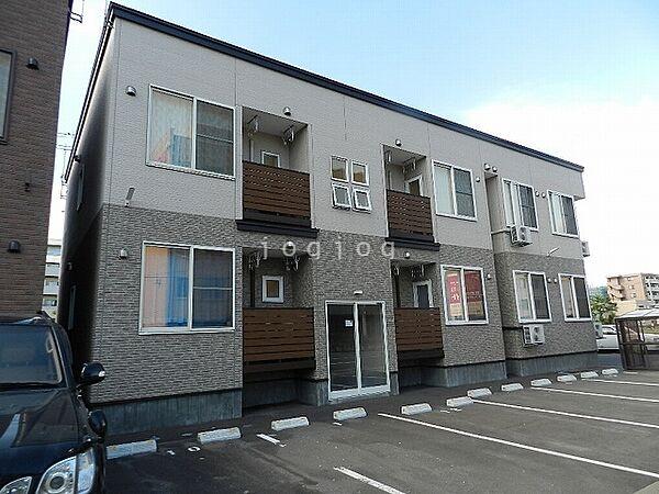 デリス・メゾンII 1階の賃貸【北海道 / 室蘭市】