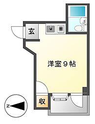 Progress錦(プログレス)[6階]の間取り