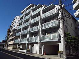 東京都渋谷区代々木3丁目の賃貸マンションの外観