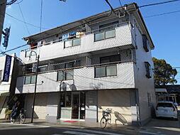 大阪府堺市西区浜寺石津町中4丁の賃貸マンションの外観