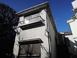 東京都中野区丸山1丁目の賃貸アパートの外観