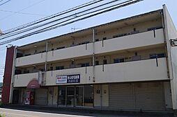 福岡県春日市下白水南4丁目の賃貸マンションの外観