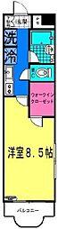 ソフィア・メゾン[1階]の間取り
