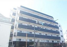 東京都板橋区東山町の賃貸マンションの外観