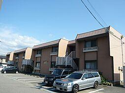 石川県野々市市野代3丁目の賃貸アパートの外観