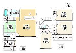 曽根駅 2,380万円