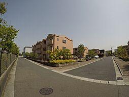 シェ・モア中央町II[110号室]の外観