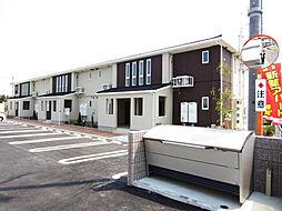 JR阪和線 熊取駅 徒歩36分の賃貸アパート