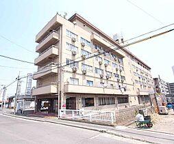 京都府京都市南区吉祥院西ノ庄西中町の賃貸マンションの外観