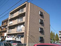 メゾンドノール B棟[2階]の外観