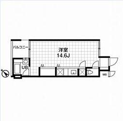 匠空KYOMACHIBORI[9階]の間取り