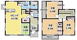 南海加太線 東松江駅 徒歩23分