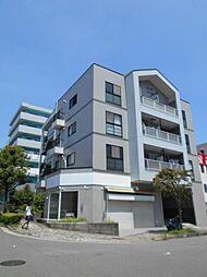 神奈川県横浜市都筑区茅ケ崎南2丁目の賃貸マンションの外観