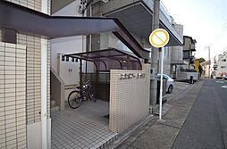 エスポアール芳野[4階]の外観