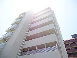 神奈川県横浜市南区新川町4丁目の賃貸マンションの外観