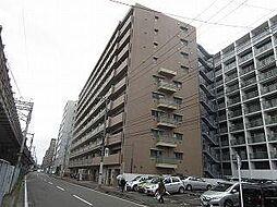 神奈川県横浜市港北区新横浜1丁目の賃貸マンションの外観
