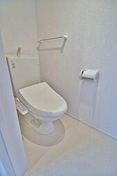 マルベリーのコンパクトで使いやすいトイレです