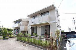 愛知県名古屋市名東区高針台1の賃貸アパートの外観