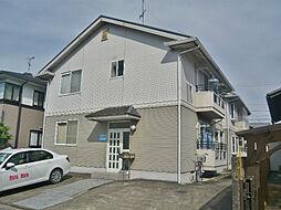 滋賀県近江八幡市丸の内町の賃貸アパートの外観