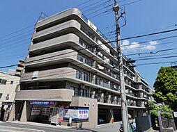 千葉県船橋市宮本6丁目の賃貸マンションの外観