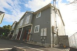 滋賀県大津市坂本5丁目の賃貸アパートの外観