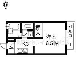 アートスクエア(NO.234)[103号室]の間取り