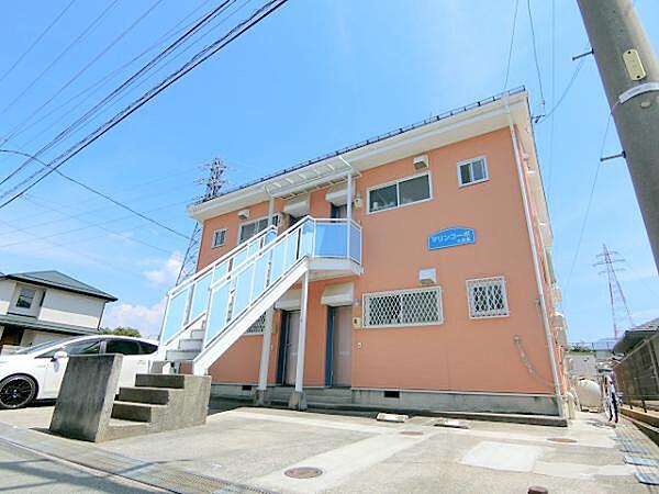 長野県長野市大字大豆島の賃貸アパート